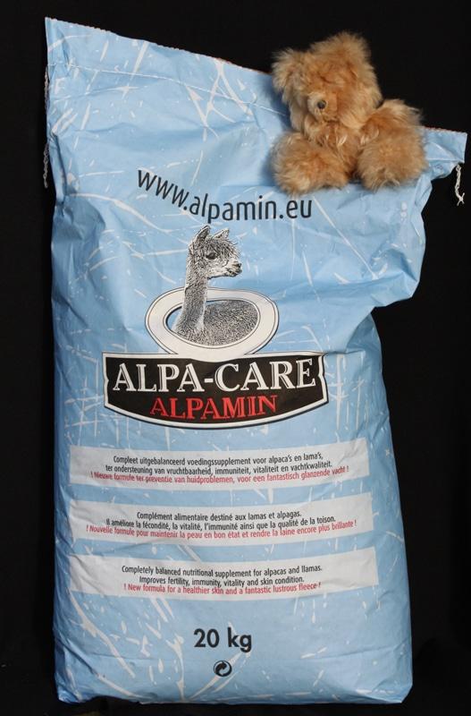 alpamin Alpakamineralfutter