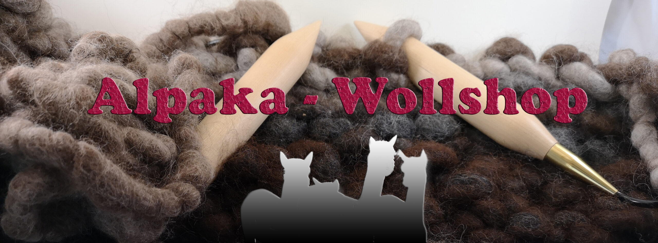 Alpaka-Wollshop