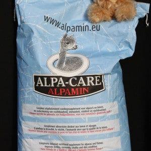 Alpaka-Zusatzfutter - kein Versand